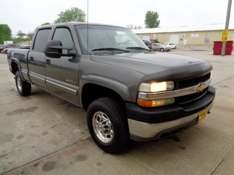 Chevrolet Silverado 2500HD 2001 price $7,495