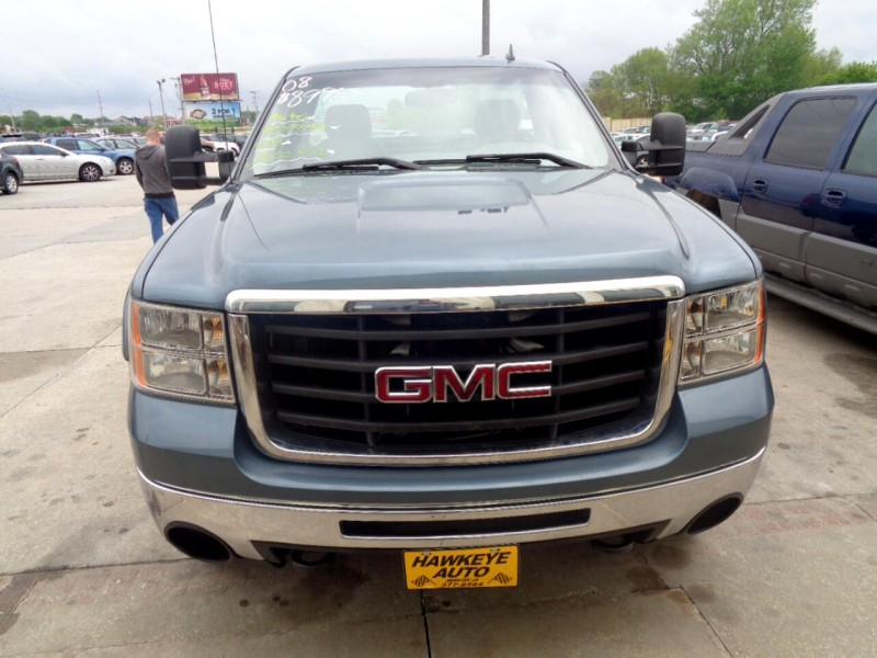 GMC Sierra 2500HD 2008 price $8,995