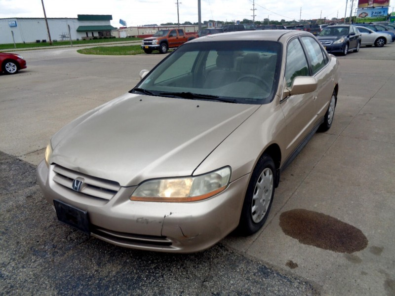 Honda Accord 2001 price $1,695