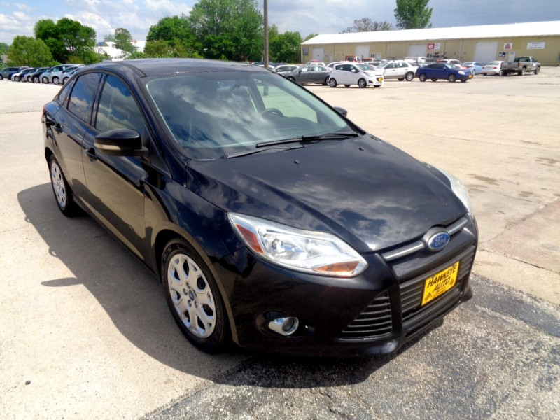 Ford Focus 2012 price $3,995