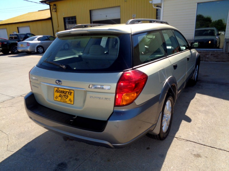Subaru Outback 2005 price $3,495
