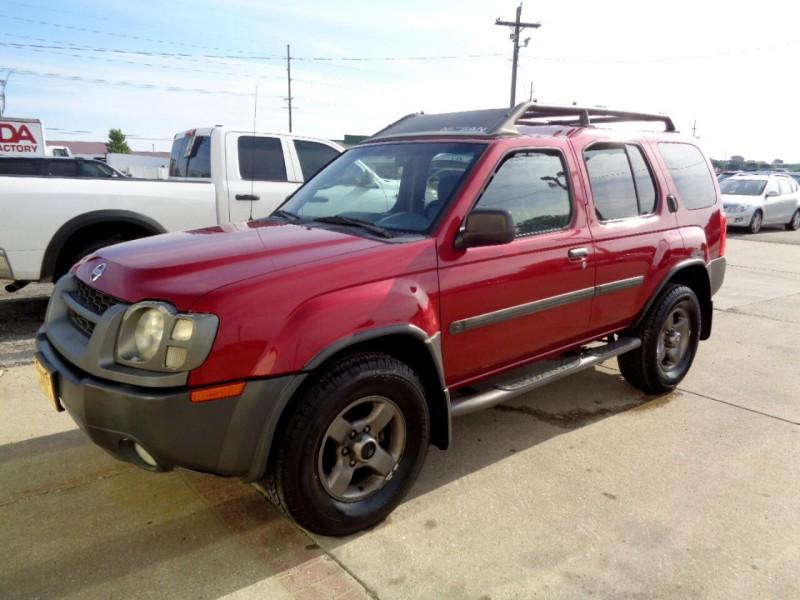 Nissan Xterra 2002 price $1,995