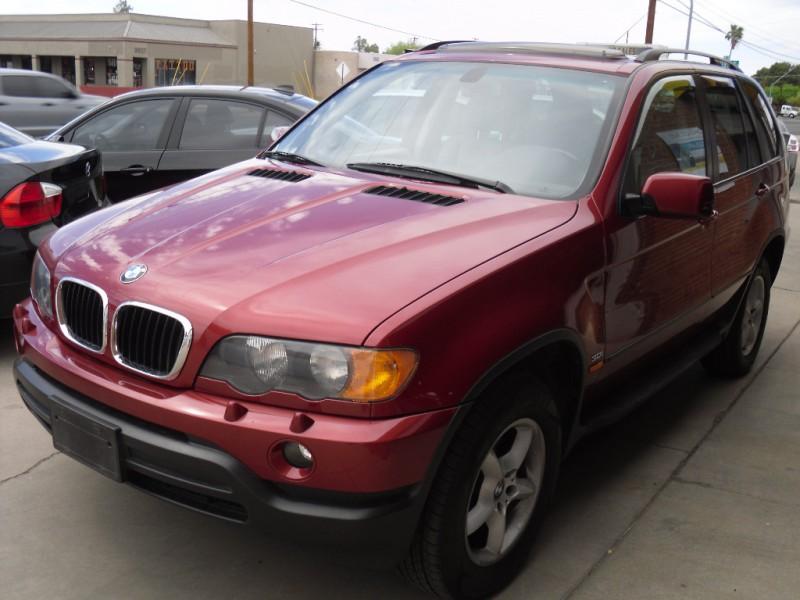BMW X5 2003 price $6,000