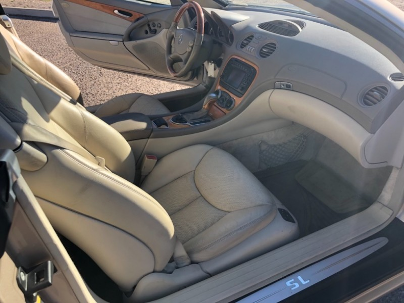 Mercedes-Benz SL-Class 2003 price $7,900