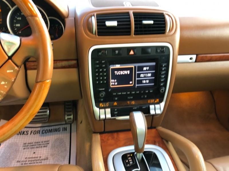 Porsche Cayenne 2005 price $7,500