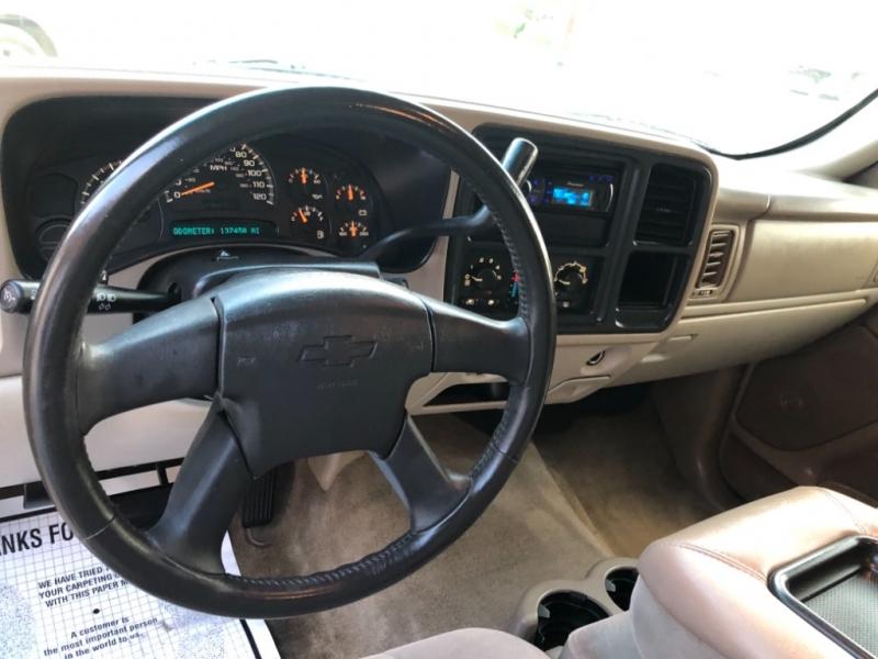 Chevrolet Tahoe 2004 price $5,500