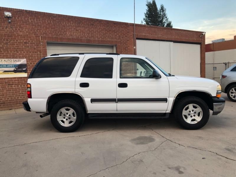 Chevrolet Tahoe 2004 price $4,990