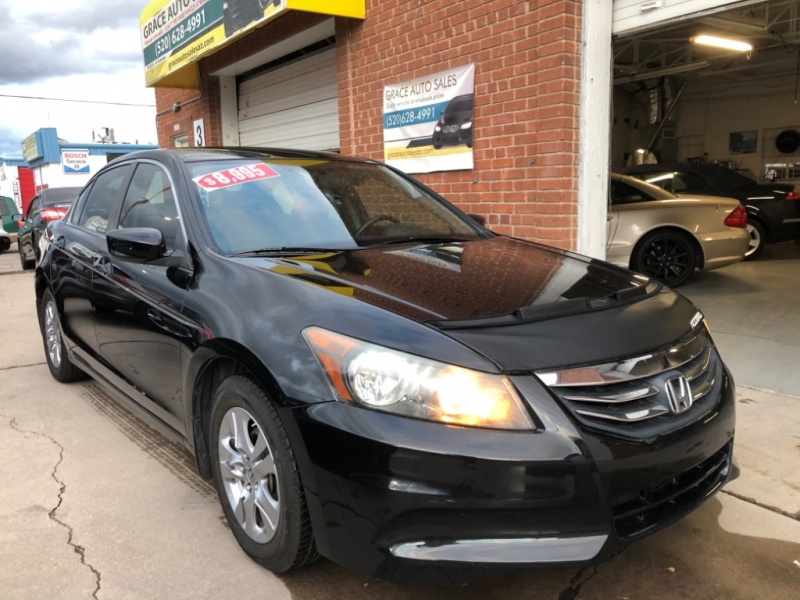 Honda Accord Sdn 2011 price $8,500