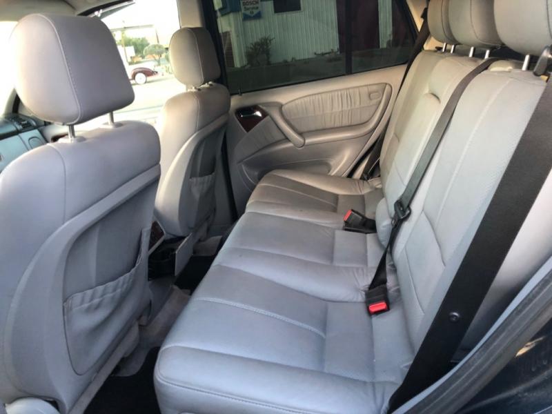 Mercedes-Benz M-Class 2004 price $5,500