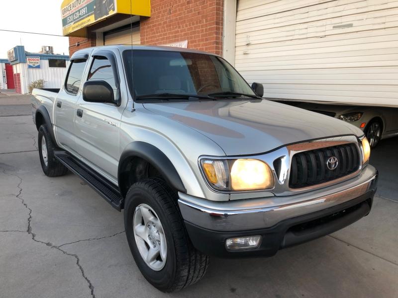 Toyota Tacoma 2002 price $11,000
