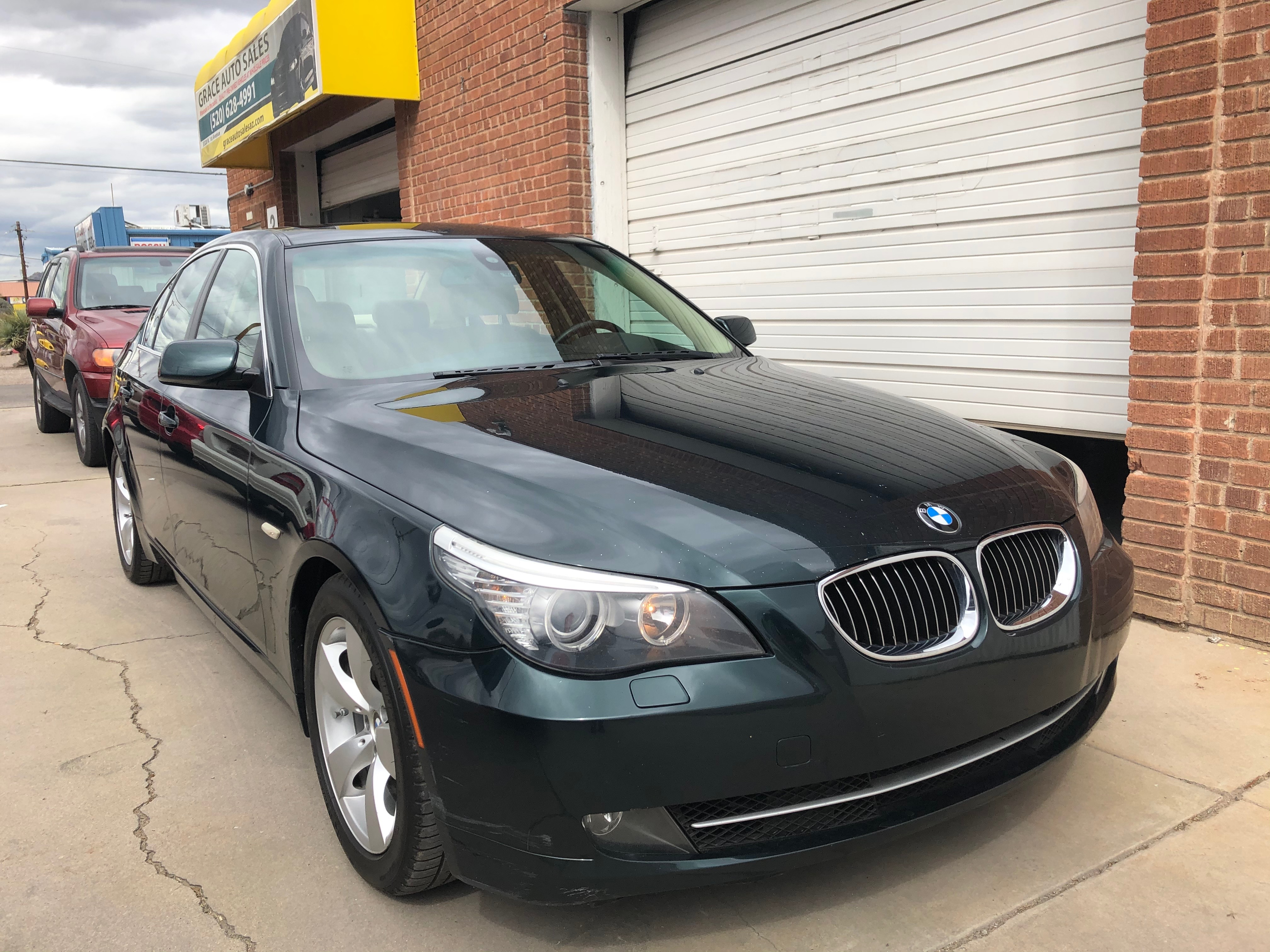 08 Bmw 528i 1owner All Options Clean In Out 135k Miles Grace Auto