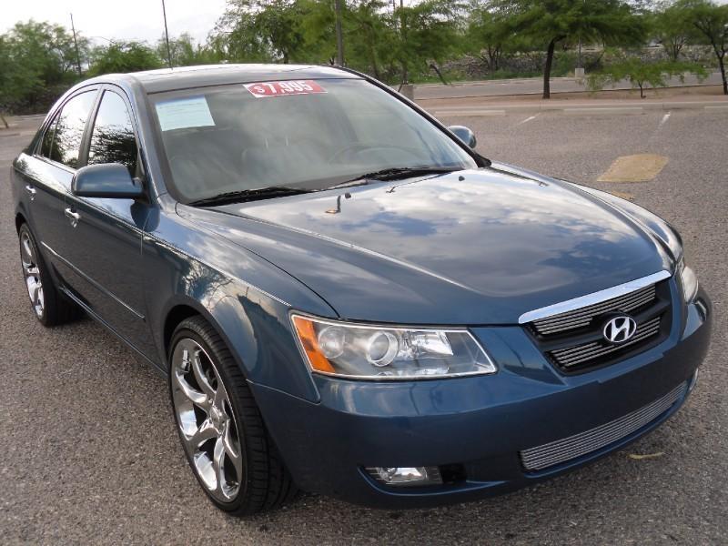 Certified Pre Owned Honda >> 06 Hyundai Sonata V6 Leather Auto Wheels 120k Miles - Inventory | GRACE AUTO SALES | Auto ...