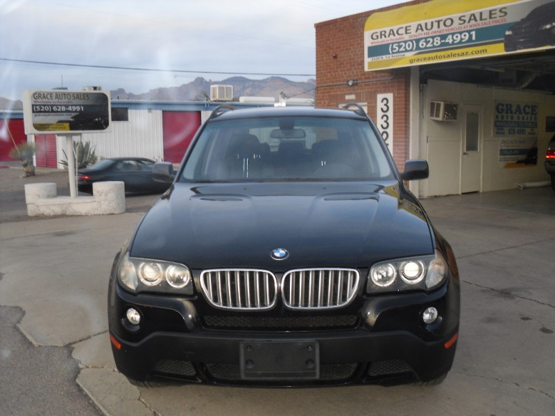 BMW X3 2007 price $6,500