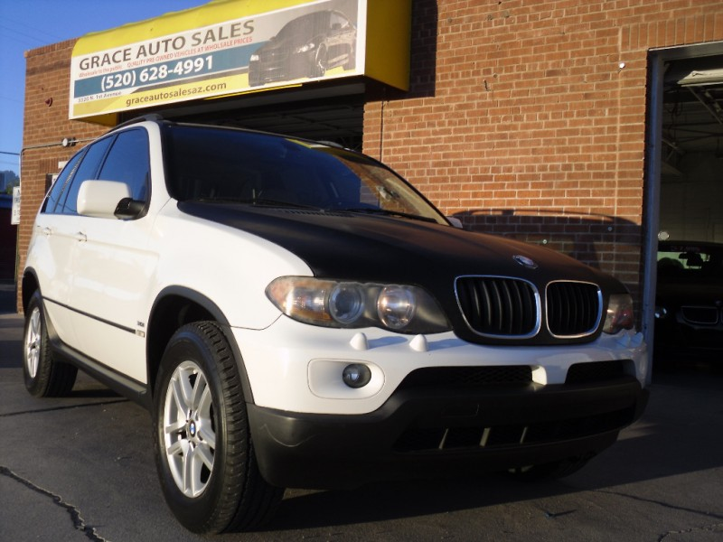 06 BMW X5 4dr AWD 30i 115K Miles Panorama Roof  Inventory