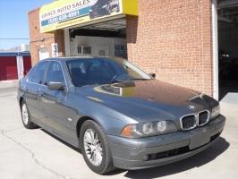 BMW 5-Series 2002