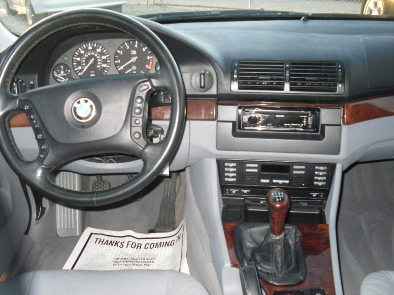 BMW I Spd Manual K Miles Clean Carfax Inventory - 2002 bmw 530i engine