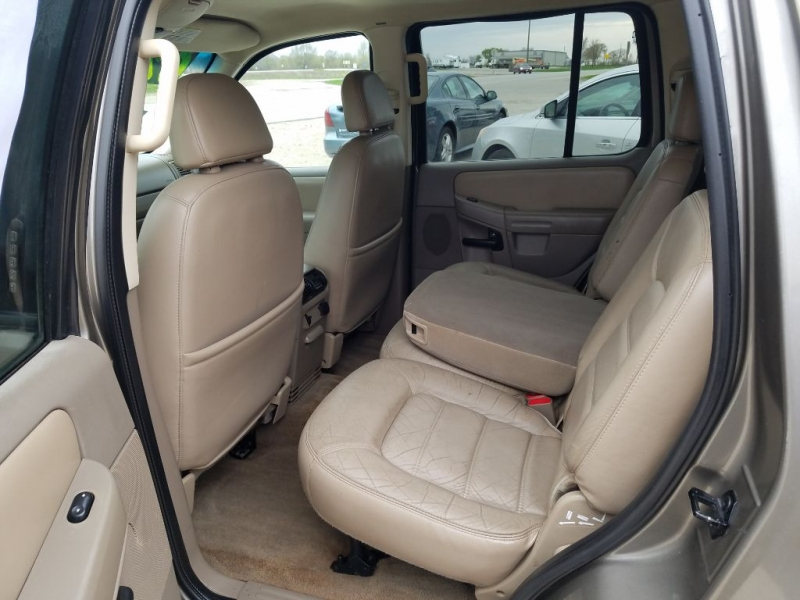 FORD EXPLORER 2002 price Call for Pricing.
