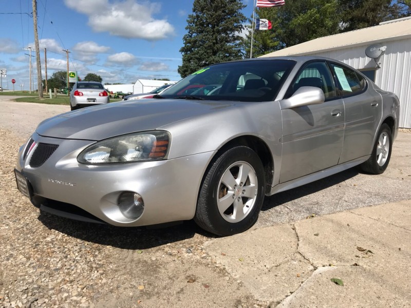 PONTIAC GRAND PRIX 2006 price $3,450
