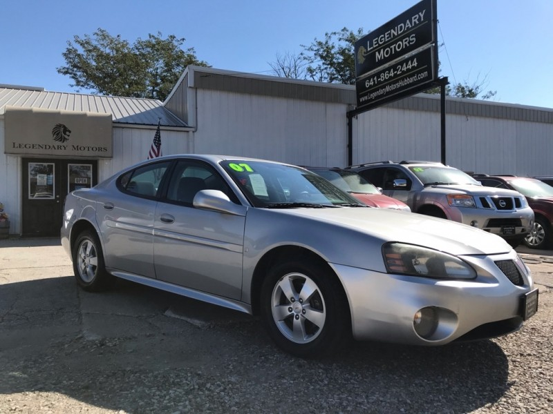 PONTIAC GRAND PRIX 2007 price $4,450