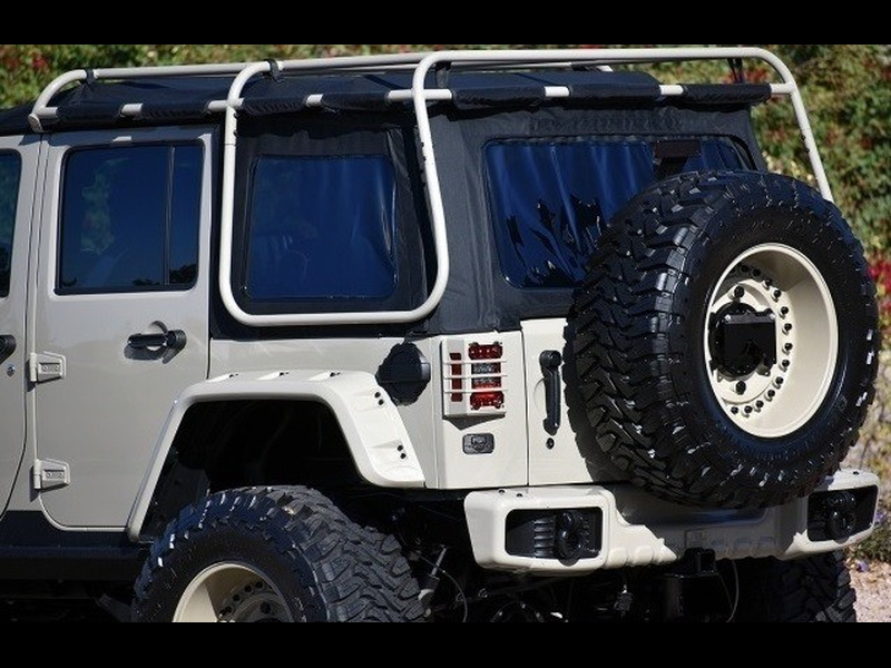 Jeep Wrangler Unlimited 2017 price $0