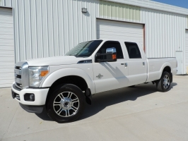 Ford Super Duty F-350 SRW 2013
