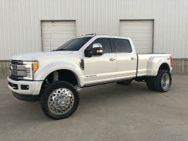 Ford Super Duty F-450 DRW 2017