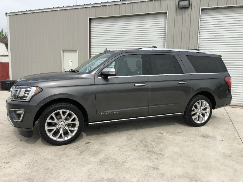 Ford Expedition Max 2018 price $52,900