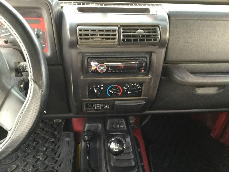 Jeep Wrangler 2000 price $5,900
