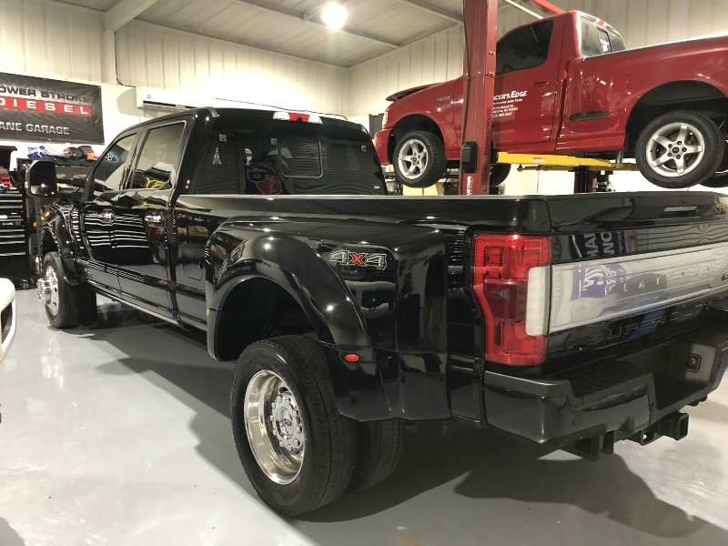 Ford Super Duty F-450 DRW 2017 price $54,900