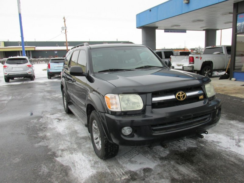 TOYOTA SEQUOIA 2005 price $8,999