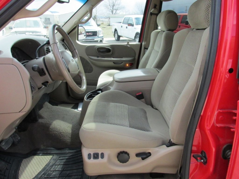 FORD F150 2002 price $5,990
