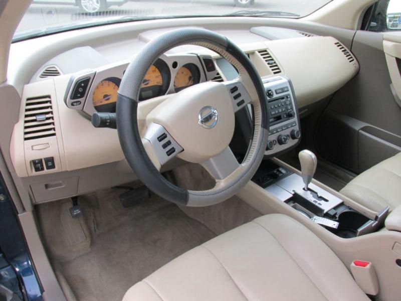 NISSAN MURANO 2005 price $7,128