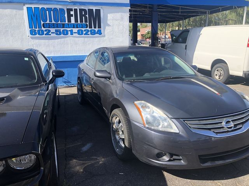 Nissan Altima 2012 price $6,499
