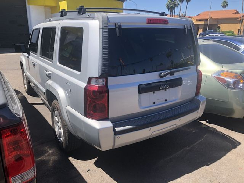 Jeep Commander 2008 price $6,499