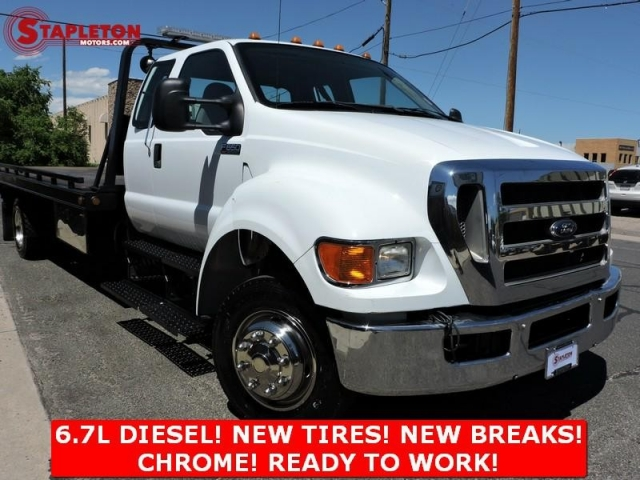 2010 FORD F650