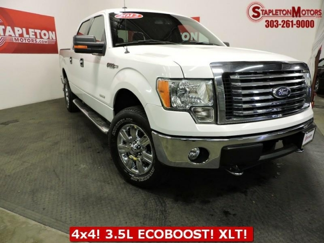 2012 ford f150 supercrew - inventory | stapleton motors |used auto
