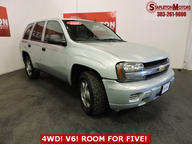 2008 CHEVROLET TRAILBLAZER