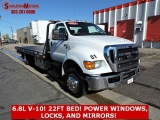 FORD F650 2015
