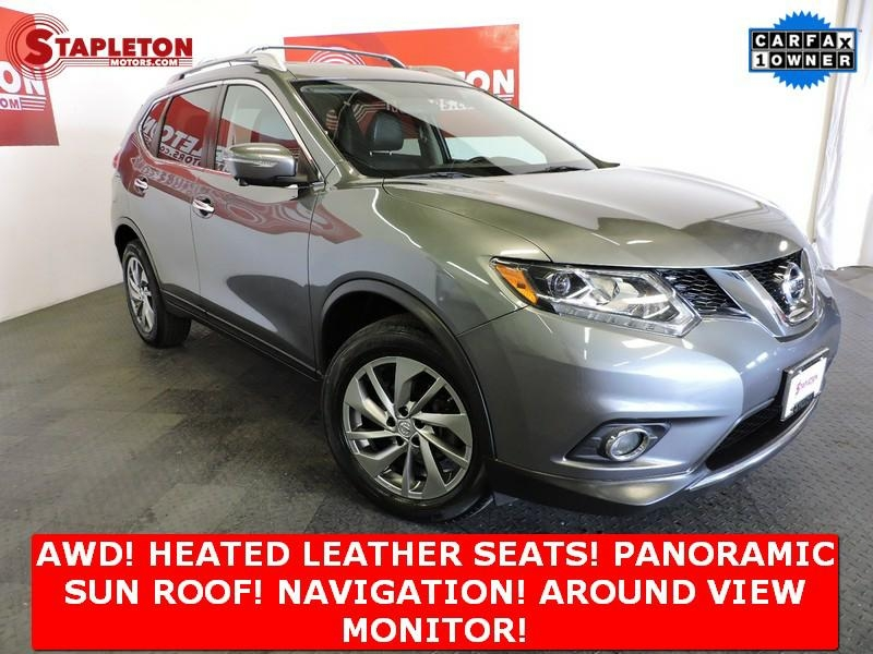 NISSAN ROGUE 2015 price $17,599