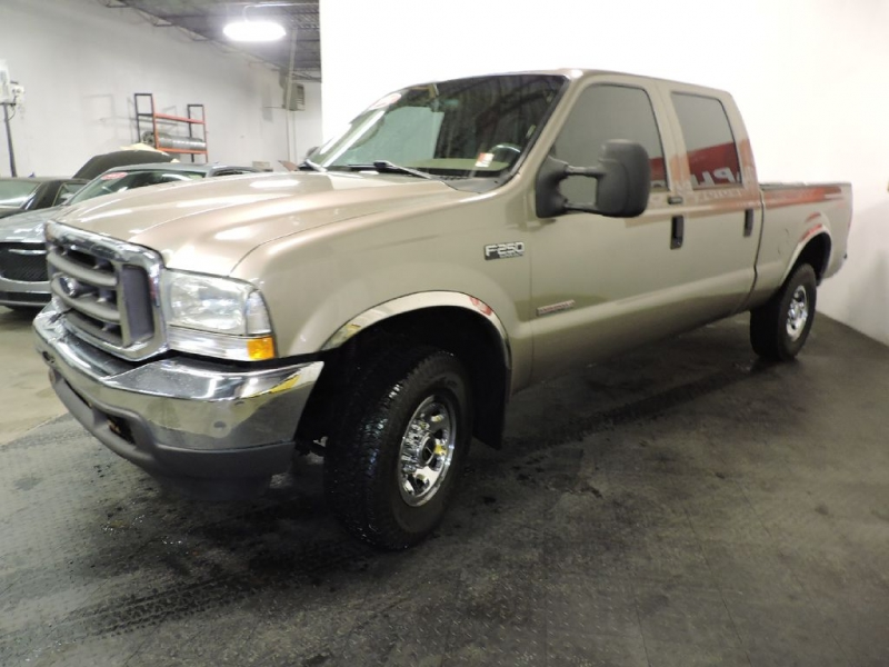 FORD F250 2004 price $11,799