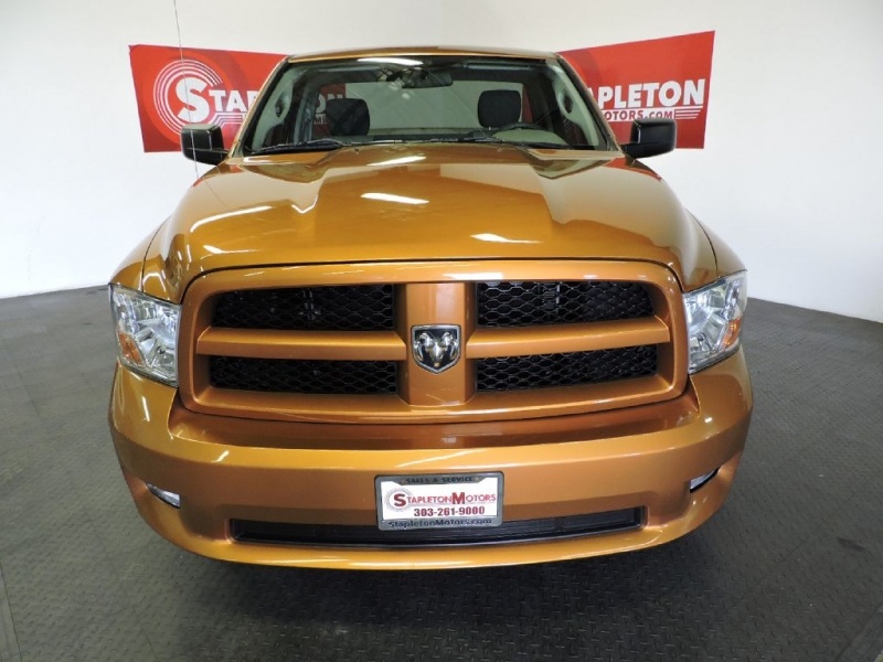 DODGE RAM 1500 2012 price $22,599