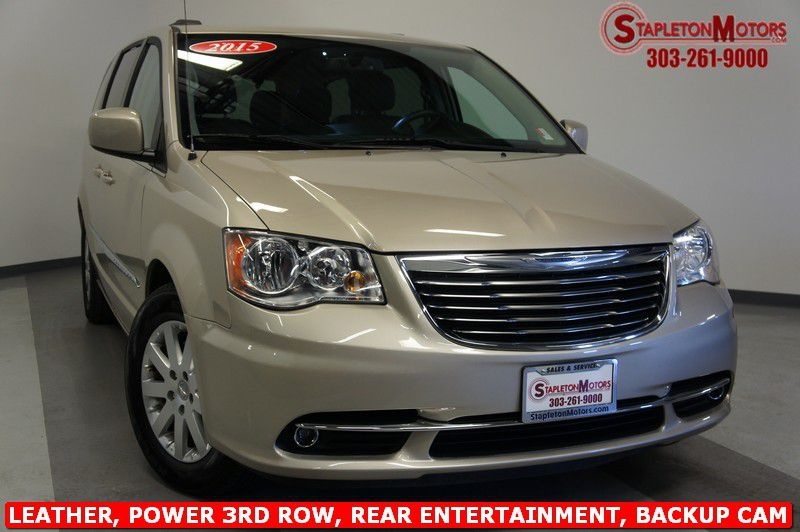 CHRYSLER TOWN & COUNTRY 2015 price $16,299
