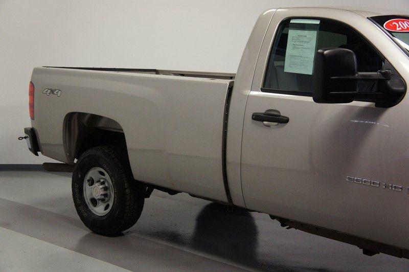 CHEVROLET SILVERADO 2500 2007 price $10,899