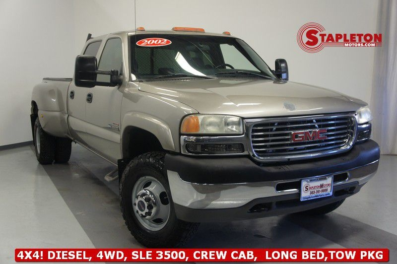 GMC NEW SIERRA 2002 price $13,299