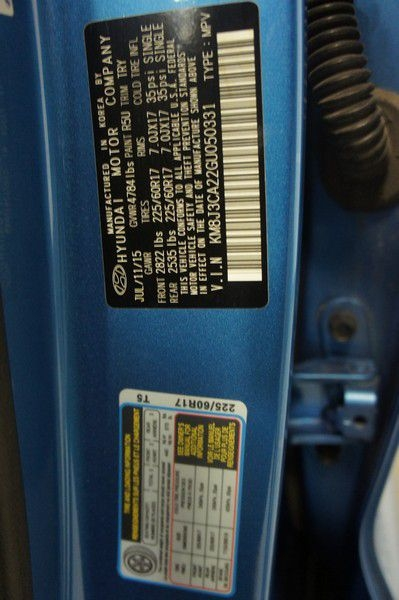 HYUNDAI TUCSON 2016 price $14,799