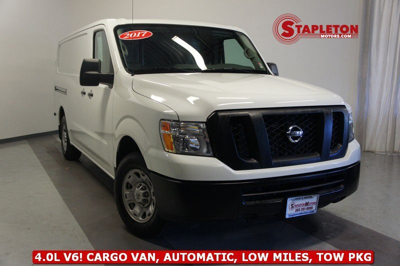 NISSAN NV 2017 price $21,499