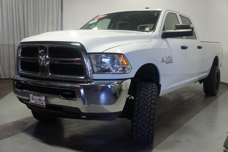 RAM 2500 2016 price $35,999