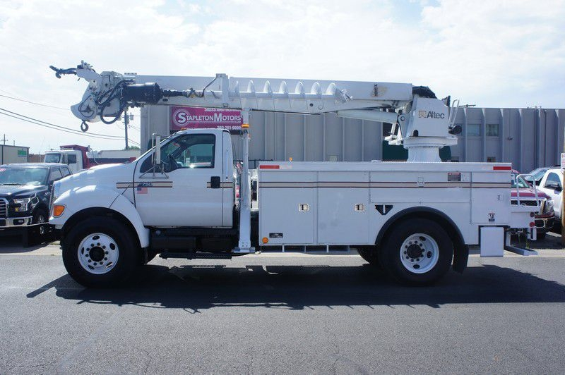 FORD F750 2007 price $23,499