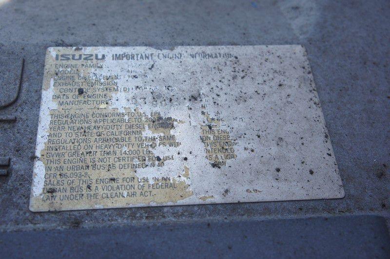 ISUZU NPR 2001 price $18,499