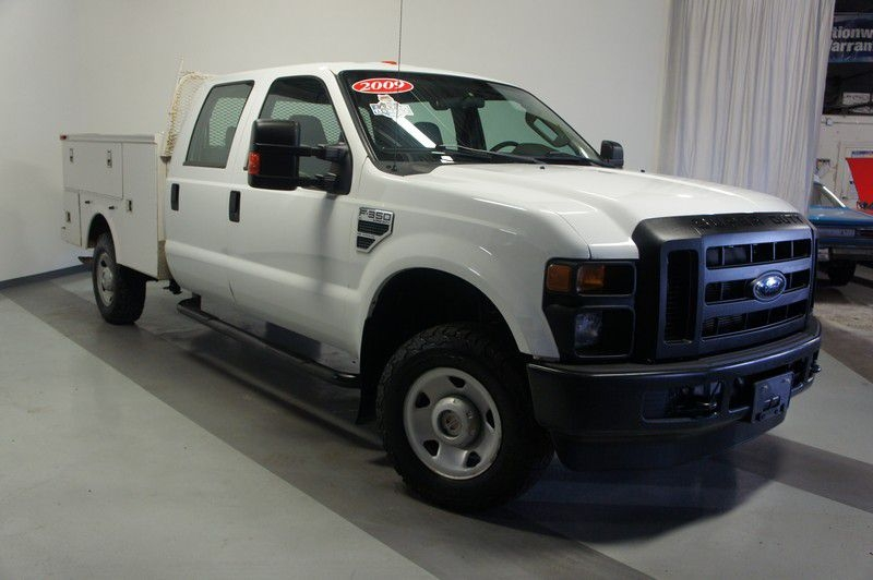 FORD F350 2009 price $17,299